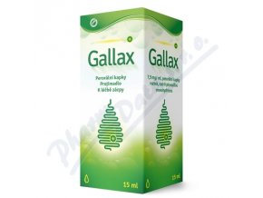 GALLAX (GTT 15ML)