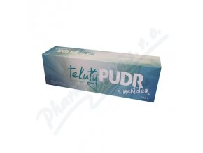 HERBACOS TEKUTY PUDR S MENTOLEM 1% (100G)