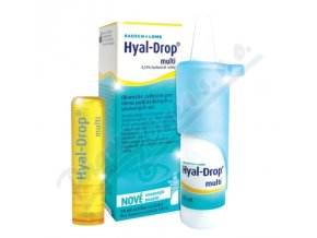 Hyal-Drop multi + balzám na rty (10ml )