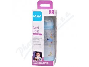 MAM Lahev Anti-Colic 2+ (1ks 260ml)