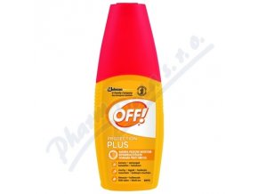 OFF Protection rozprašovač  (100ml)
