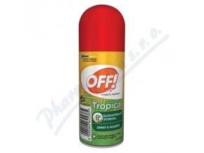 OFF Tropical sprej  (100ml)