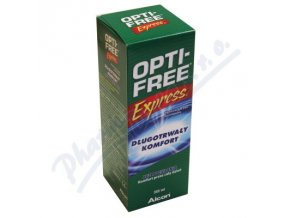 Opti Free Express No rub lasting comfort (355ml)