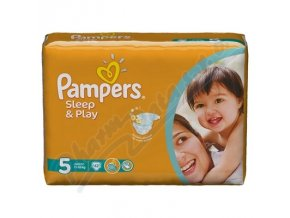 PAMPERS SLEEP&PLAY JUNIOR (11-25KG 42KS)