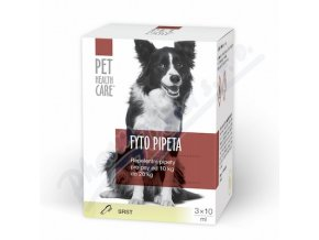 PET HEALTH CARE Fytopipeta pes 10-20 kg (3x10m)