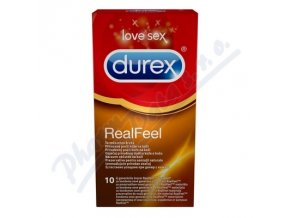 Prezervativ Durex Real Feel (10ks)