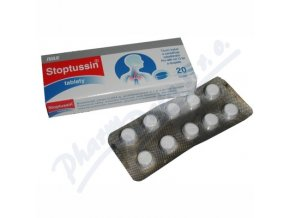 STOPTUSSIN TABLETY (TBL 20)