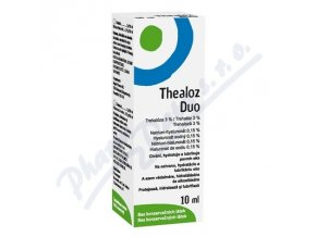 THEALOZ DUO (GTT 10ML)