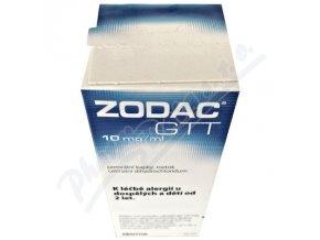 ZODAC GTT 10MG/ML  (GTT 20ML II)