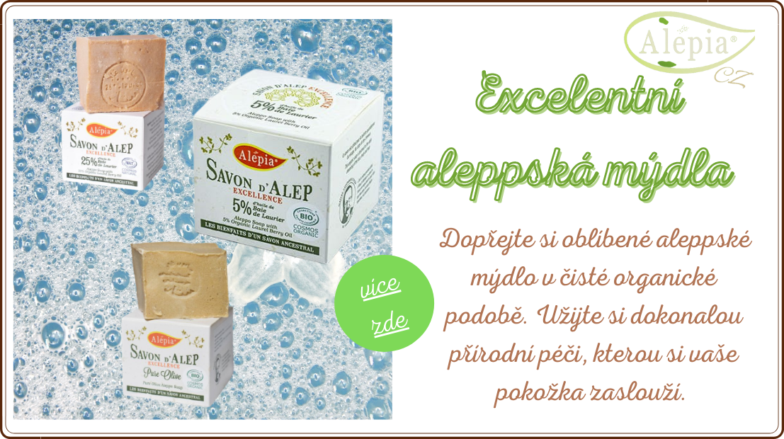 Excelentní mýdla