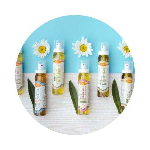 BIO tělové oleje a másla