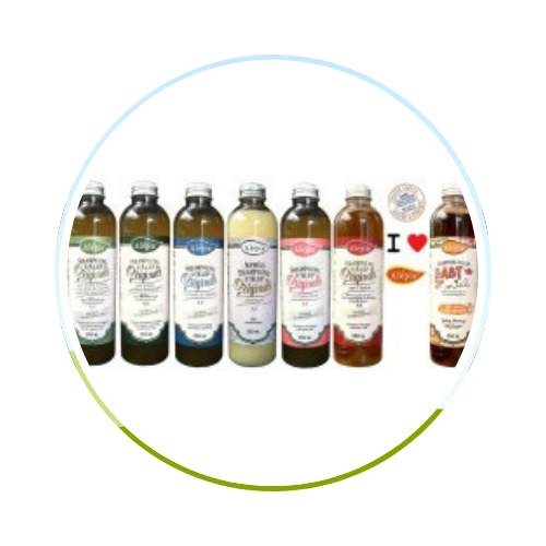 Olejové šampony NO-POO