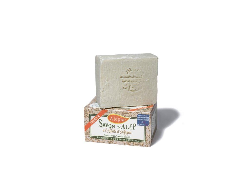 Prémiové mýdlo s arganovým olejem na zralou pleť 125g