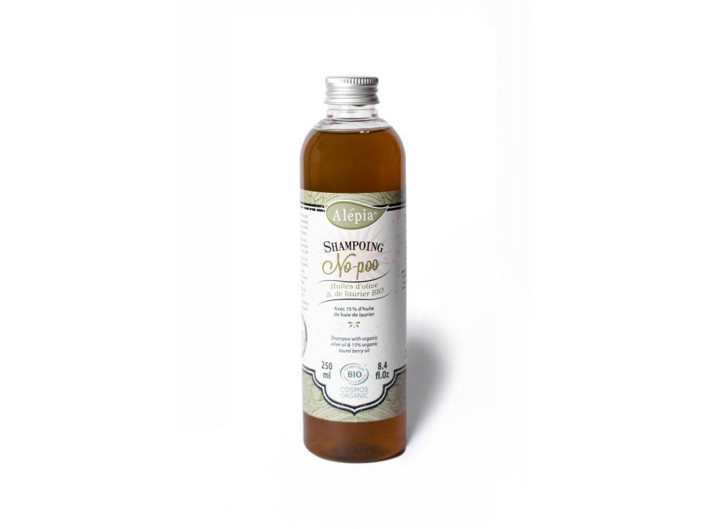 Přírodní tonizační šampón s 15 % vavřínového oleje - 250 ml