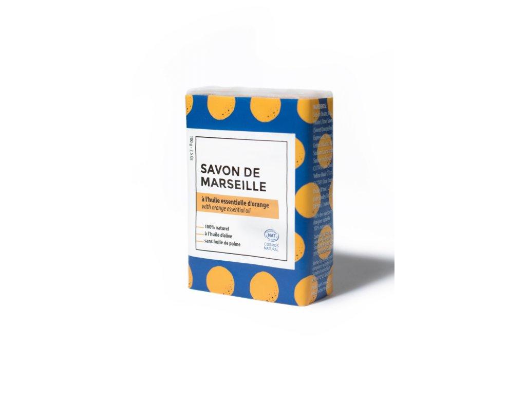 Marseillské s pomerančem