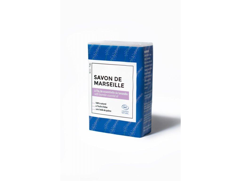 Marseillské s levandulí