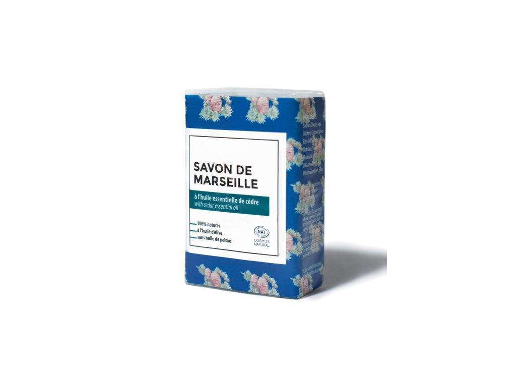 Marseillské s cedrem