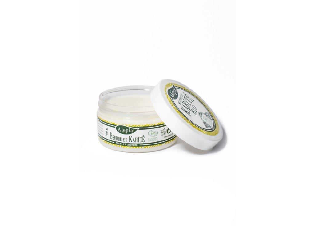 Bambucké máslo  organické 100 ml