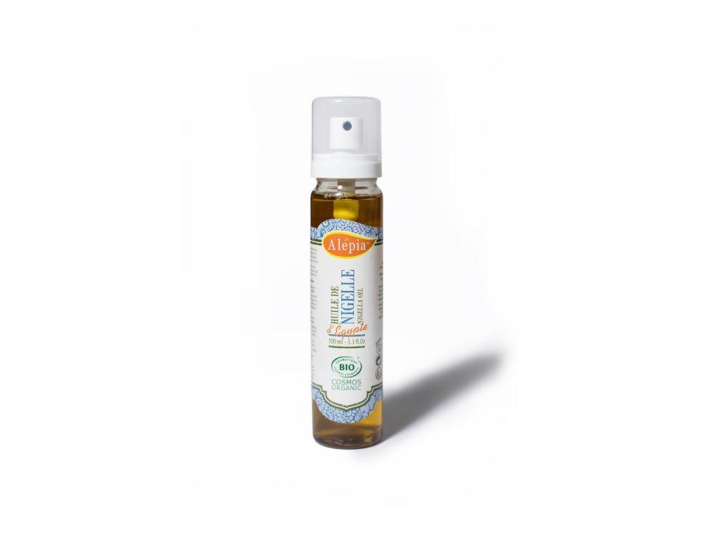 Nigelský hydratační olej z černého kmínu na citlivou a suchou pokožku - 100 ml