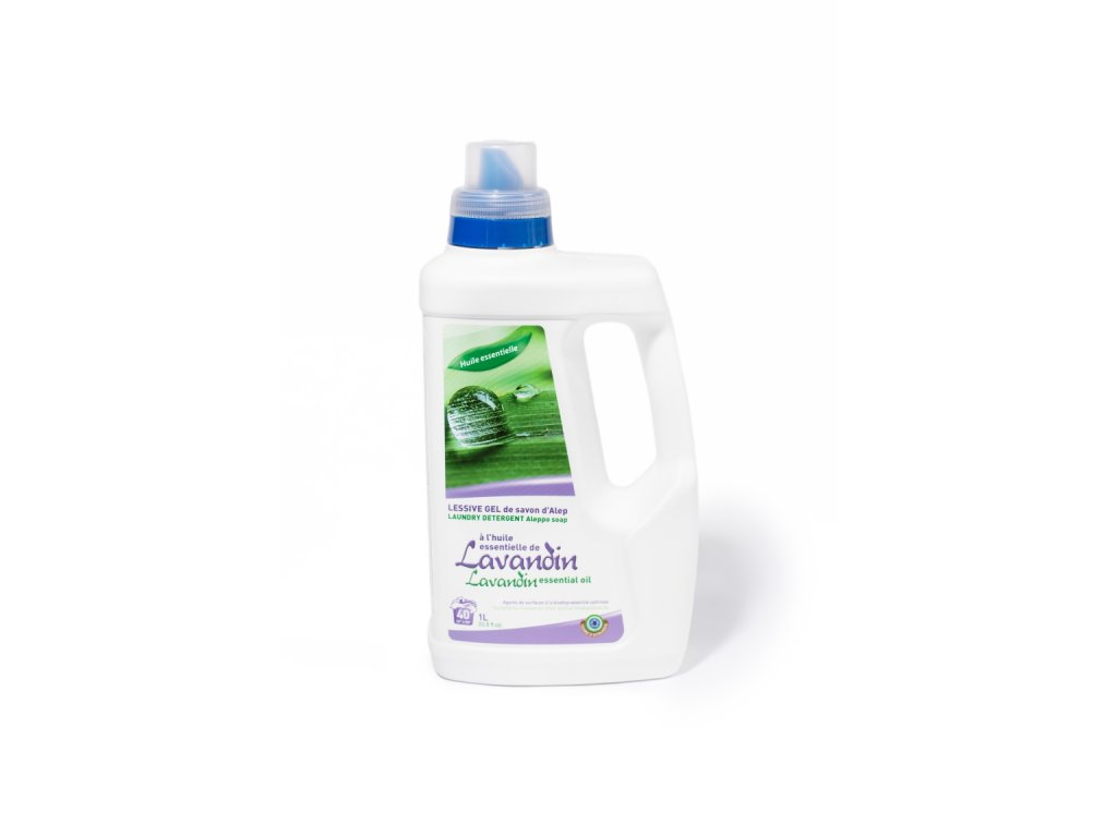 Prací gel s levandulovým olejem 1 L