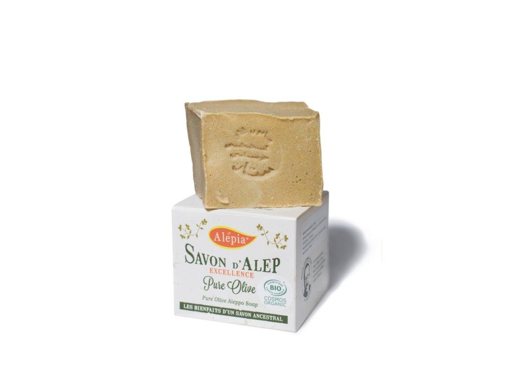 Excelentní BIO olivové mýdlo 190 g