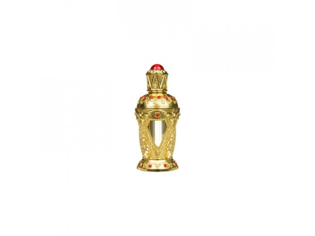 Parfém Damašská zahrada