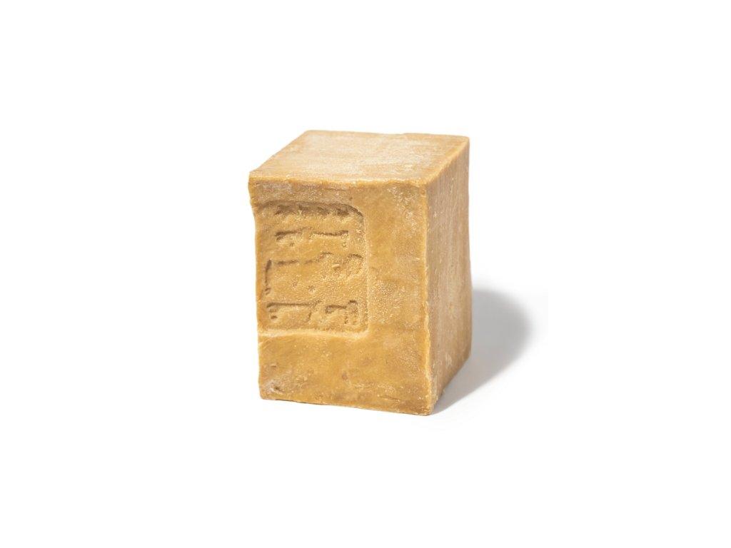 Tradiční přírodní aleppské mýdlo na všechny typy pleti, nebalené - 190 g