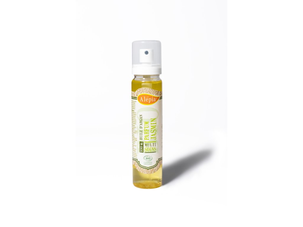 Arganový olej s jasmínem 100 ml