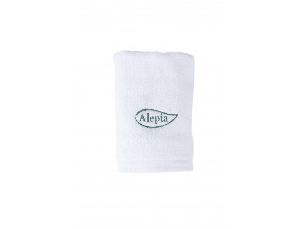 Jemný froté ručník Alepia - 32 x 32 cm