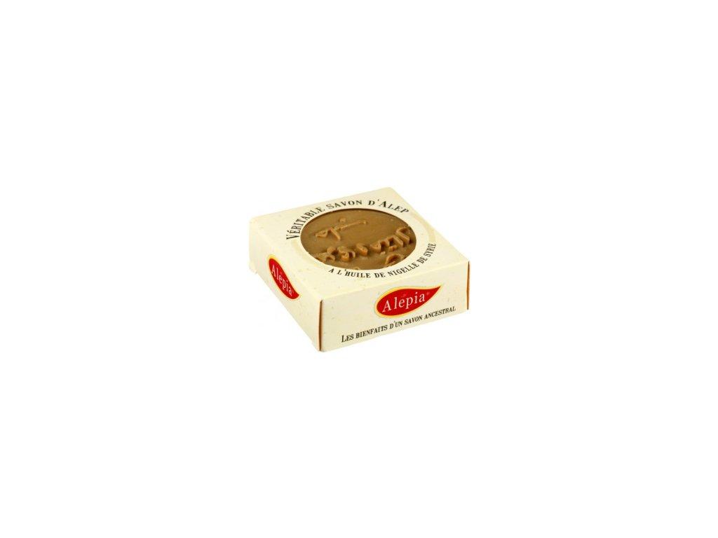 alepské exttra s nigelským, 125 g