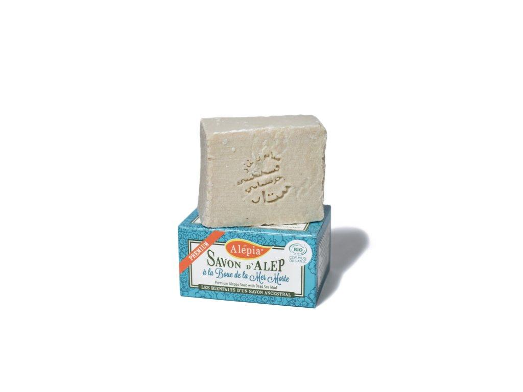 Detoxikační mýdlo s bahnem z Mrtvého moře na velmi problematickou pleť 125g