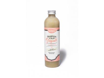 Šampón s růžovým jílem na mastné vlasy 250 ml