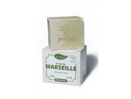 Marseillské mýdlo BIO organické pro velmi citlivou pleť 230 g