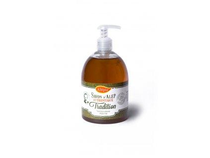 Přírodní tekuté mýdlo tradiční - 500 ml
