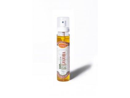 Jojobový olej s přírodním UV 2 - 4 filtrem 100 ml