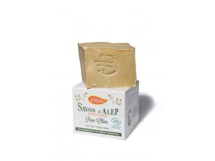 Excelentní BIO olivové mýdlo Pure Olive  190 g