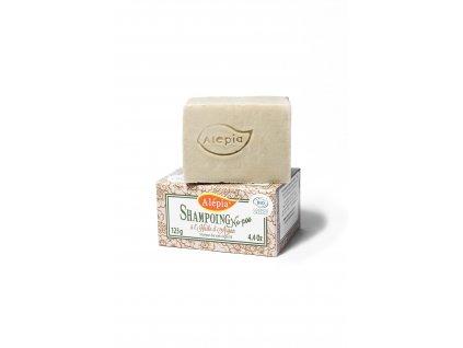 Tuhý mýdlový šampón s arganovým olejem BIO - 125 g