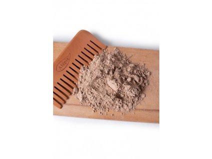 Shikakai prášek - maska na vlasy