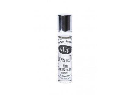 Roll on přírodní parfém Damašská zahrada - 5 ml