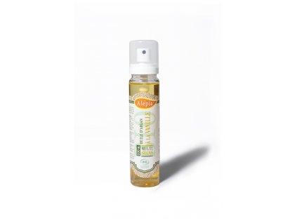 Arganový olej s vanilkou