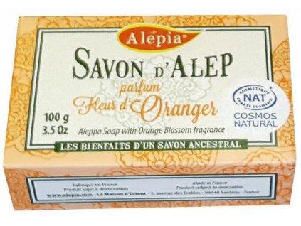 mydlo voňavé aleppské pomeranč