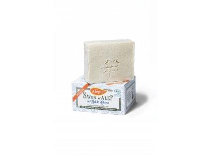 Hydratační a hojivé mýdlo s kozím mlékem pro dospělé i děti 125g