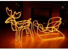 Svíticí dekorace