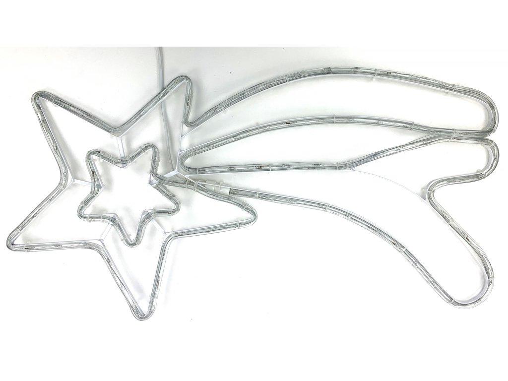 Vánoční LED dekorace - Kometa (74 cm)
