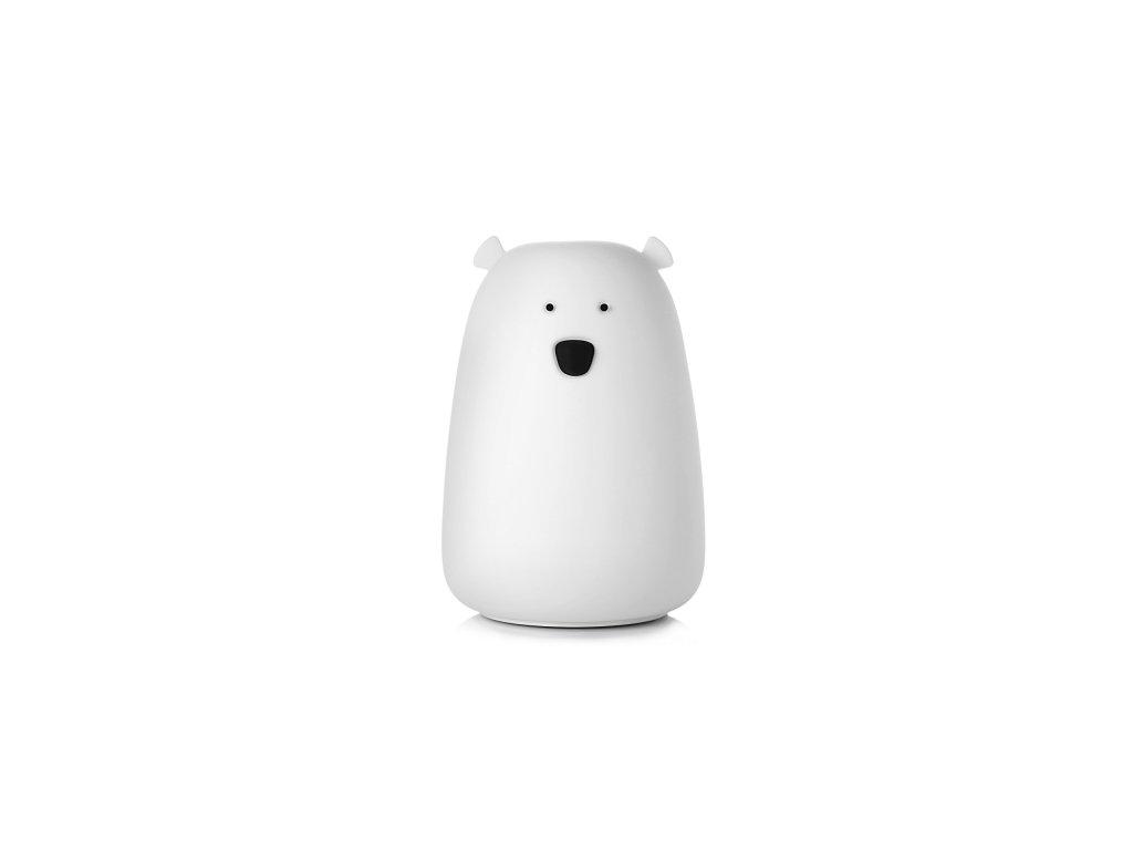Lampička - Barevný medvěd