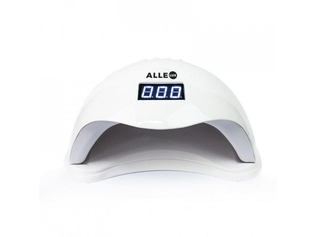 led lampa na nehty 48w se senzorem display