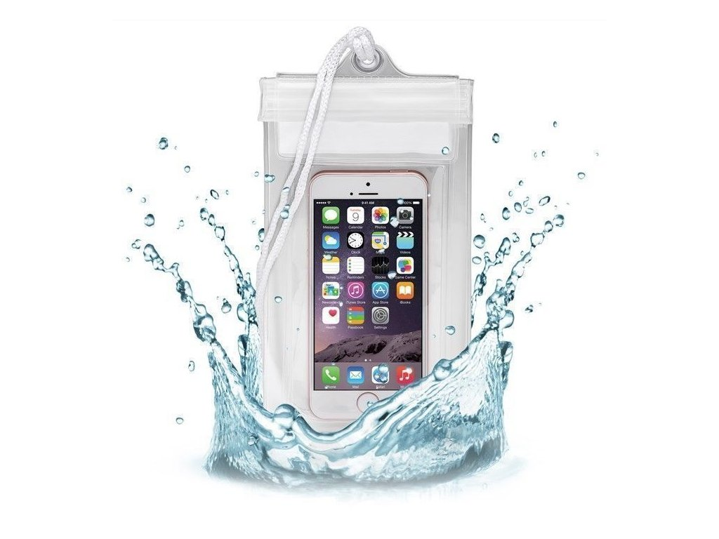 Vodotěsné Pouzdro Na Mobil (Barva Náhodná barva)