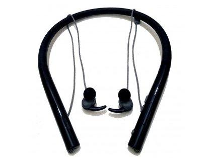 Bezdrátová bluetooth sluchátka MS-760 (Barva Žlutá)