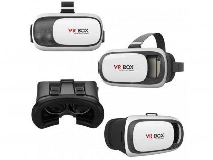 3D Brýle - Vr Box