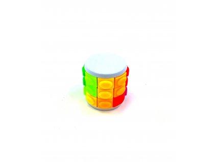 Hlavolam rotační věž - 4 cm